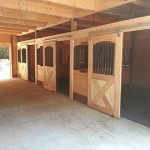 Two Story Pole Barn